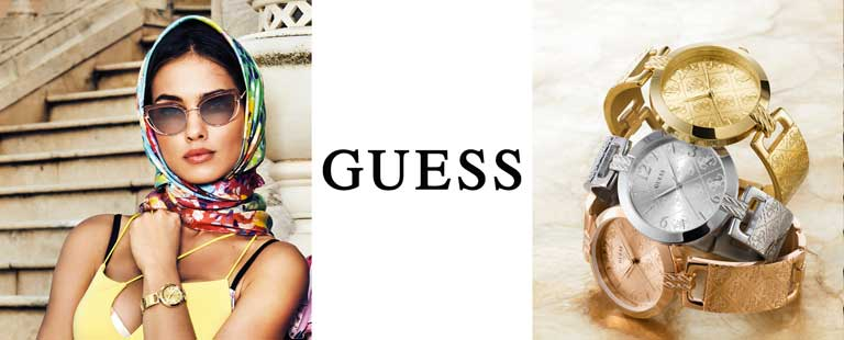 Relógios Guess Mulher