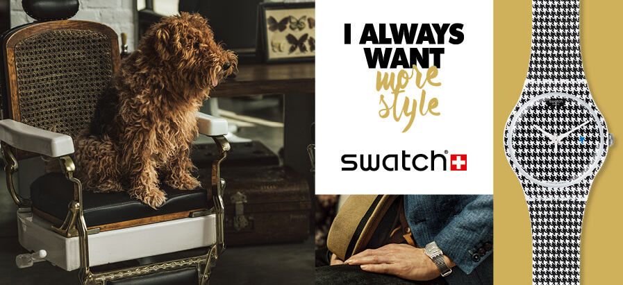 Swatch Archi Mix relógios