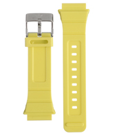 AADH4017 ADH4017 20mm Yellow Rubber Strap