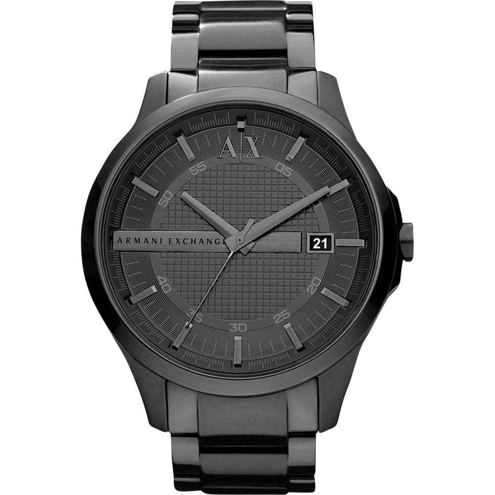 b01198b476123 Relógio Armani Exchange X Homens AX2104 Hampton • EAN  4051432506857 ...