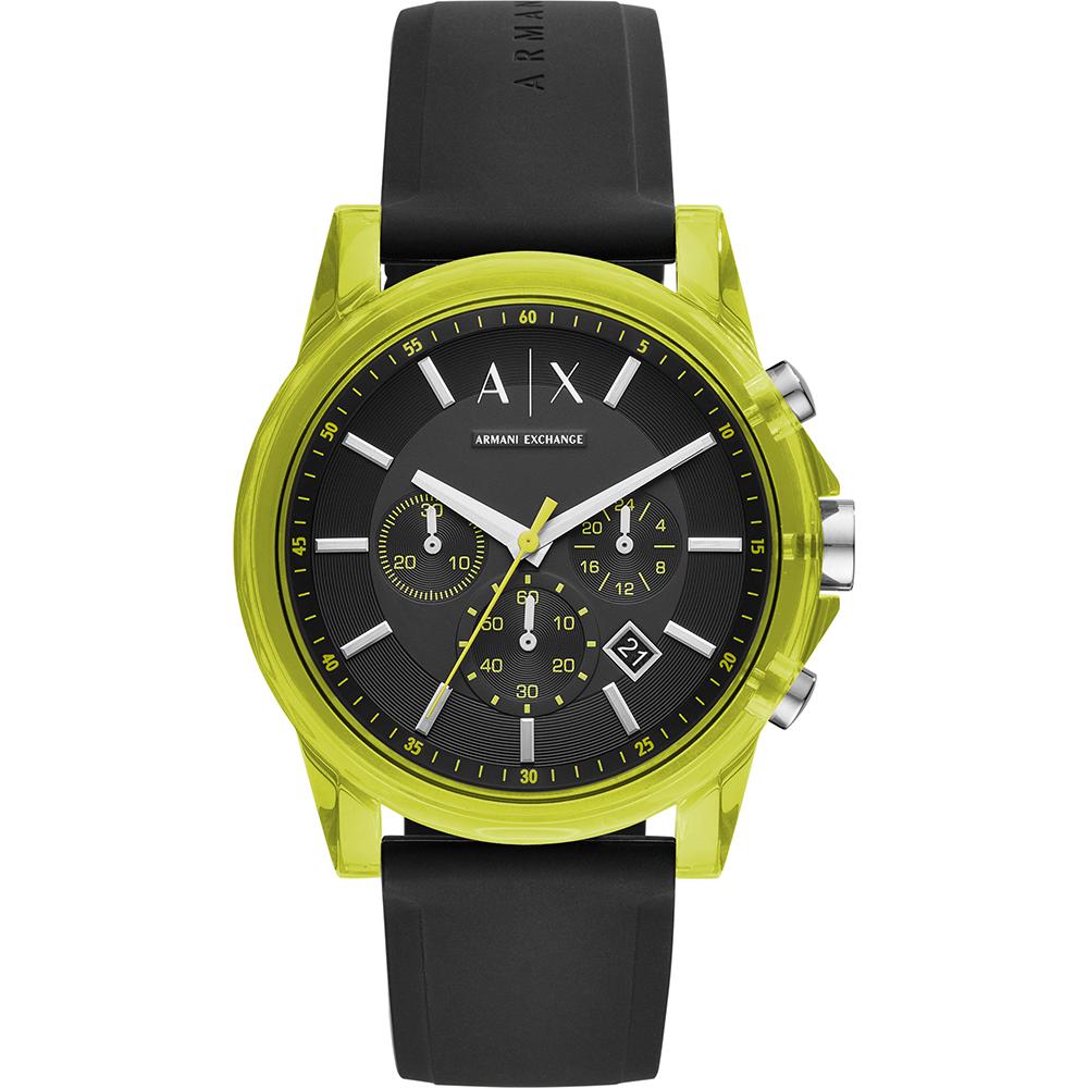 8963a98df14 Relógio Armani Exchange X Homens AX1337 Outerbanks • EAN ...