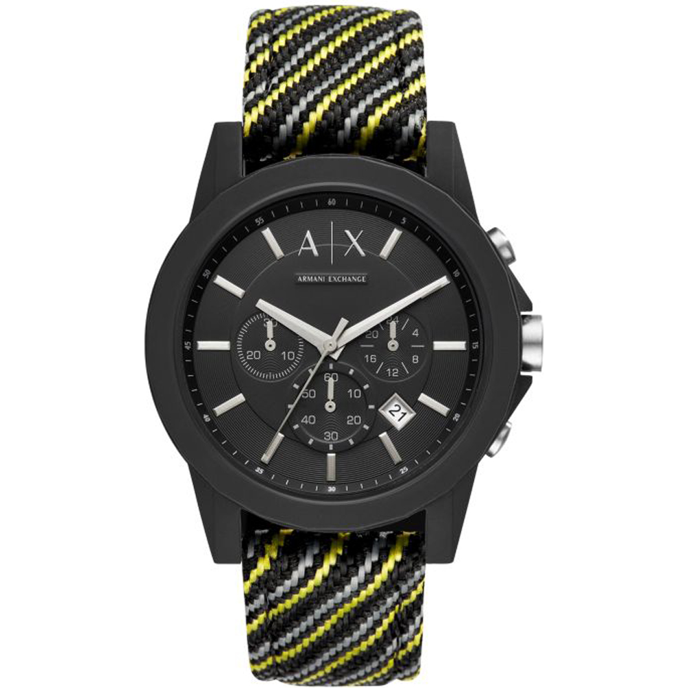 dea35ba891c Relógio Armani Exchange X Homens AX1334 Outerbanks • EAN ...