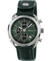 TW1515 Beaubourg 42mm Green Quartz Chronograph with Date