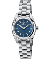 TW1537 Master 30mm Silver Ladies Watch with Blue Dial