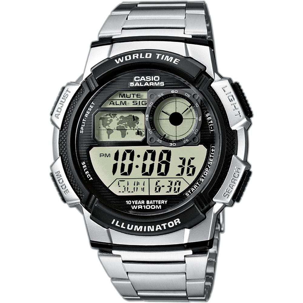 d3a4ee7482e Casio Prata Relógios online • Envio rápido em Relogios.pt