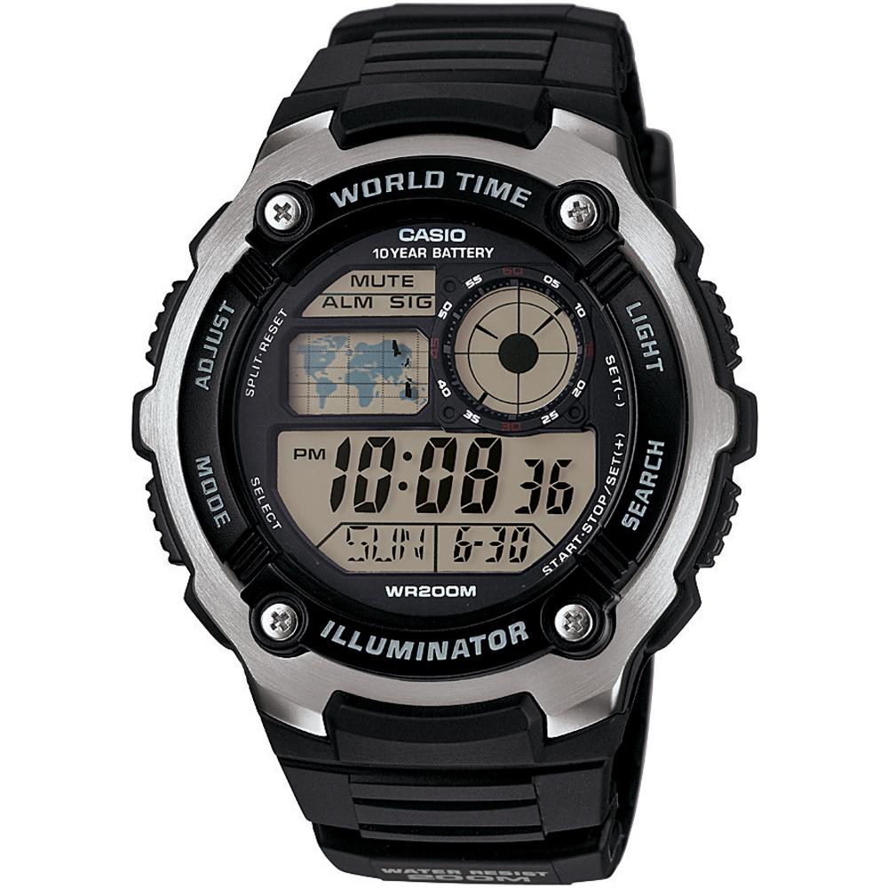 9425cd5565b Relógio Casio Colecção AE-2100W-1AVEF • EAN  4971850027058 • Relogios.pt
