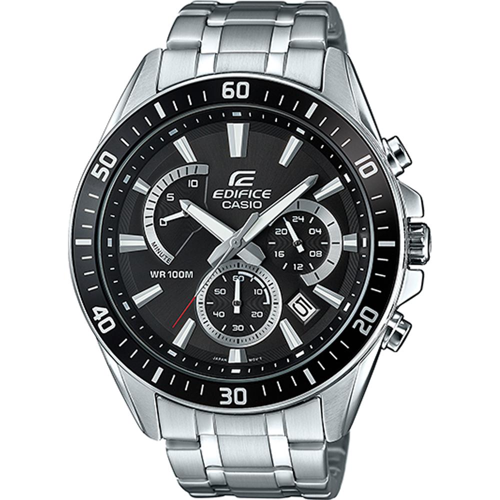 1e46d4296e2 Relógio Casio Edifice EFR-552D-1AVUEF EFR-552 • EAN  4549526113833 ...