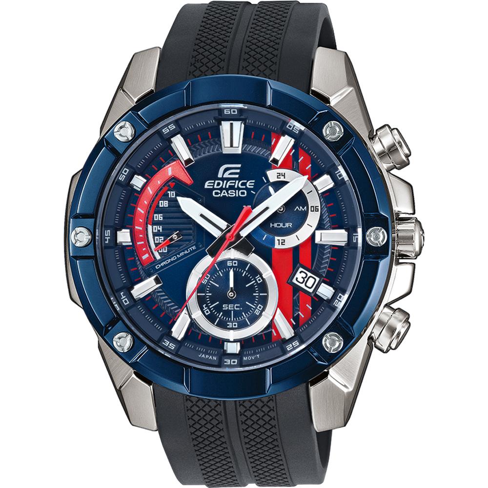 8e147503dc7 Relógio Casio Edifice EFR-559TRP-2AER Toro Rosso • EAN ...