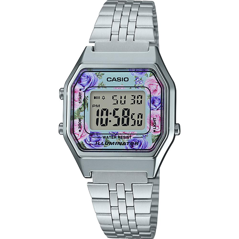 a89526fa9f7 Relógio Casio Retro Digital LA680WEA-2CEF • EAN  4549526178498 ...