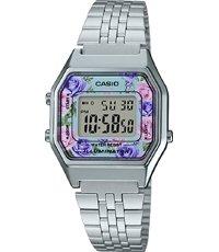 084aa668f5b Relógio Casio Retro Digital LA670WEM-7EF • EAN  4549526187827 ...