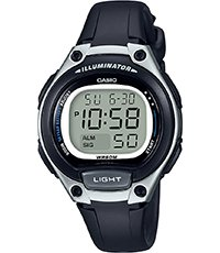 LW-203-1AVEF Ladies Digital 34.6mm