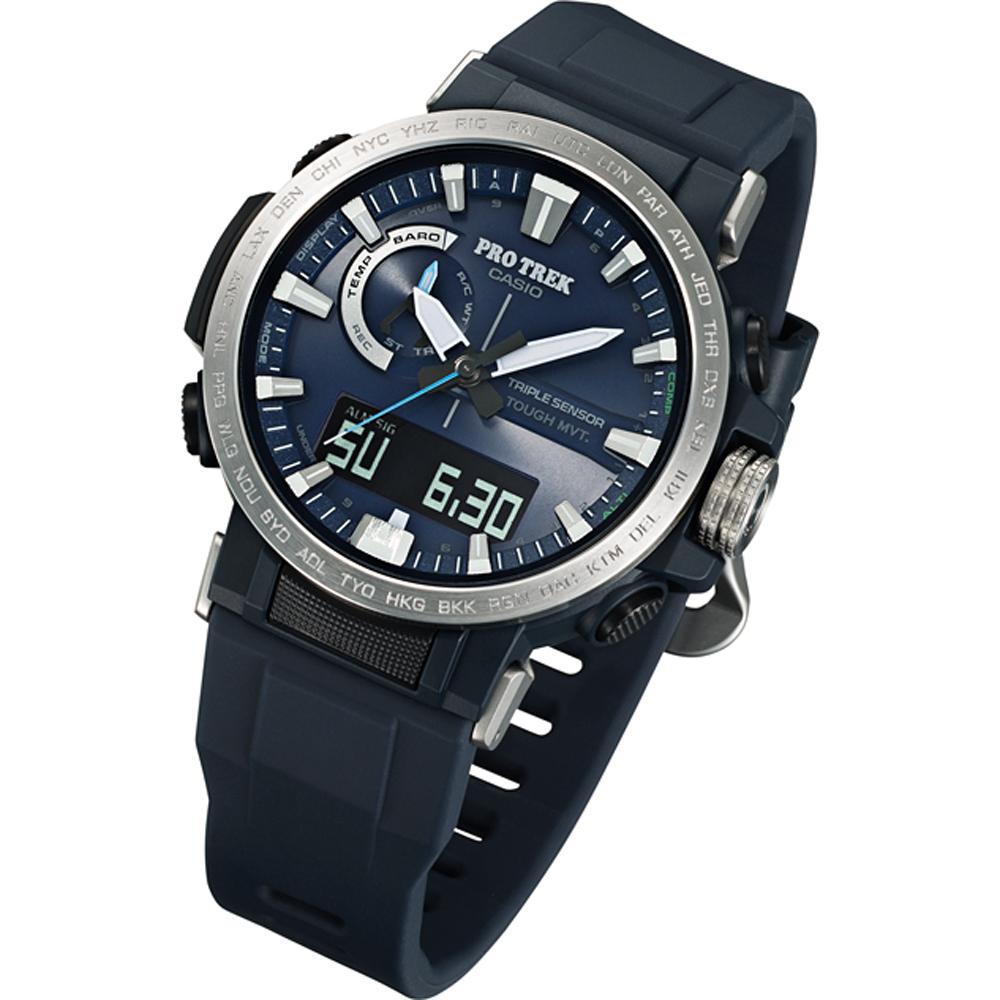 eca76df37dc Relógio Casio Pro Trek PRW-60-2AER Pro Trek • EAN  4549526191916 ...