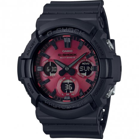 G-Shock Waveceptor - Red Adrenalin relógio