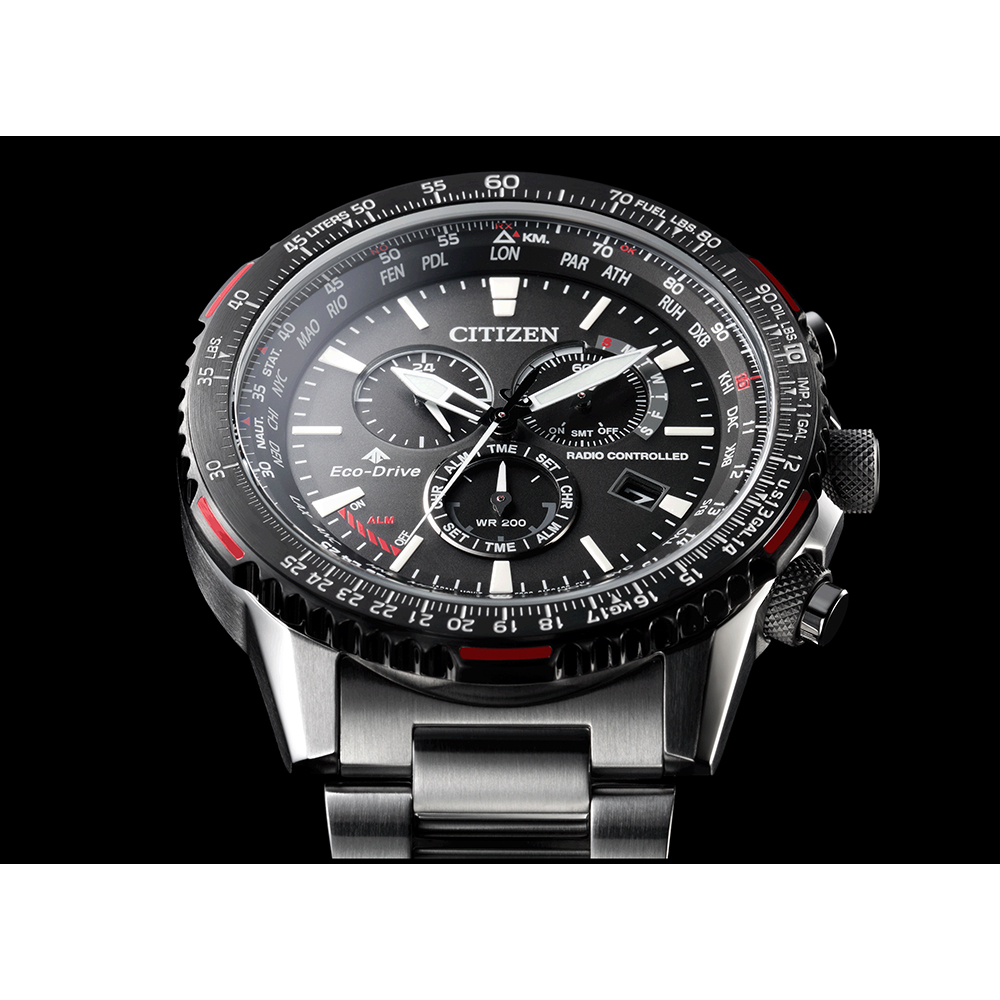 1b35efcb7f1 Relógio Citizen Controle rádio CB5001-57E • EAN  4974374277817 ...