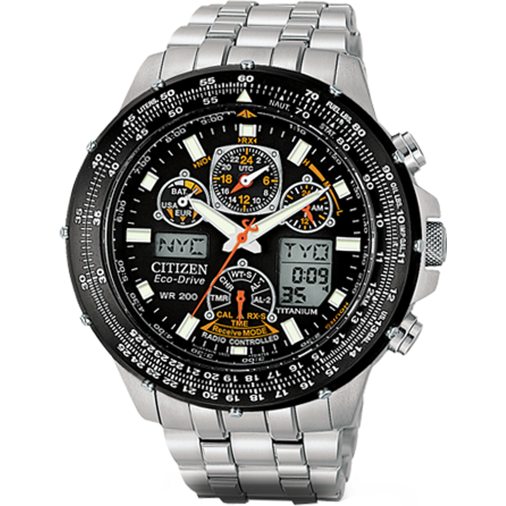 975f1840b2c Relógio Citizen Promaster JY0020-64E Promaster Sky - Skyhawk • EAN ...