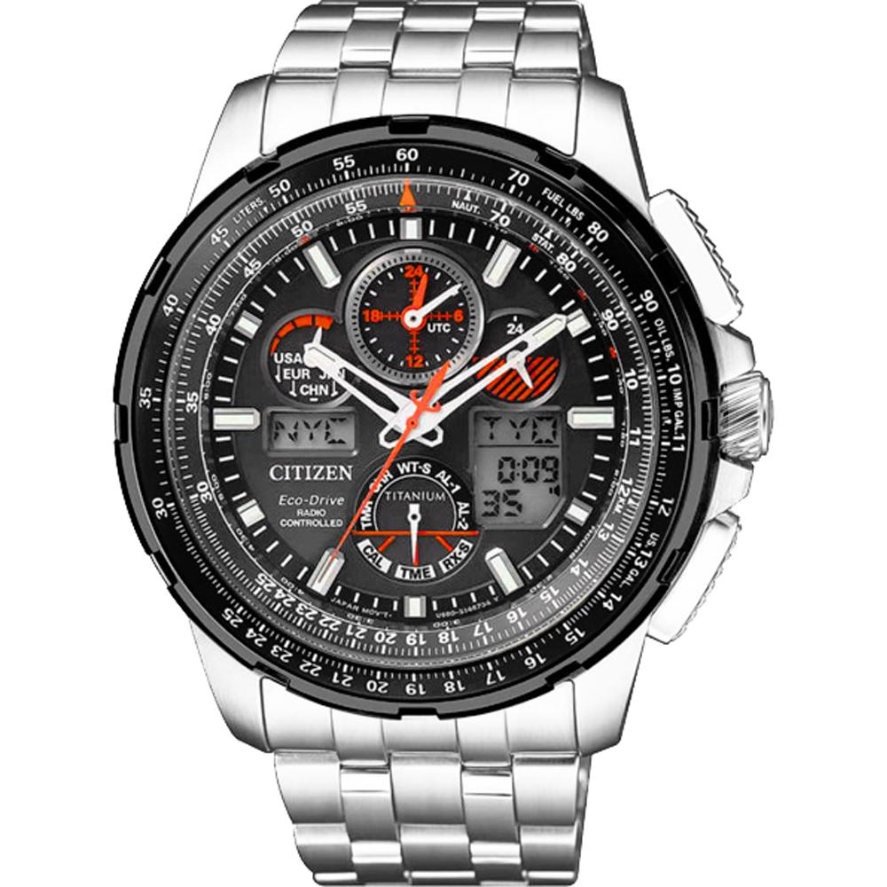 56a3cb83cd8 Relógio Citizen Promaster JY8069-88E Promaster Sky • EAN ...