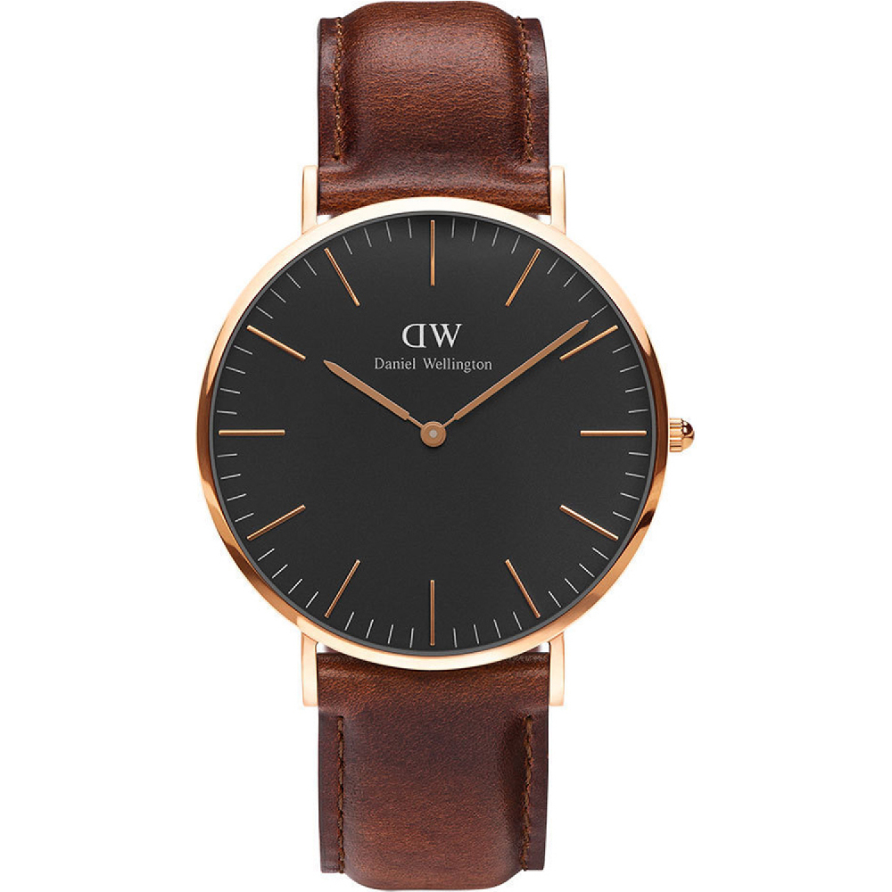 Rel gio daniel wellington dw00100124 homem classic st mawes for Classic house wellington