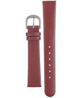 ADDRD14 DD 14mm Red Leather Strap
