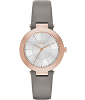 NY2296 Stanhope Rose Gold & Grey Ladies Watch