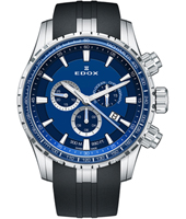 10226-3BUCA-BUIN Grand Ocean 45mm Swiss Made Quartz Chronograph with Date
