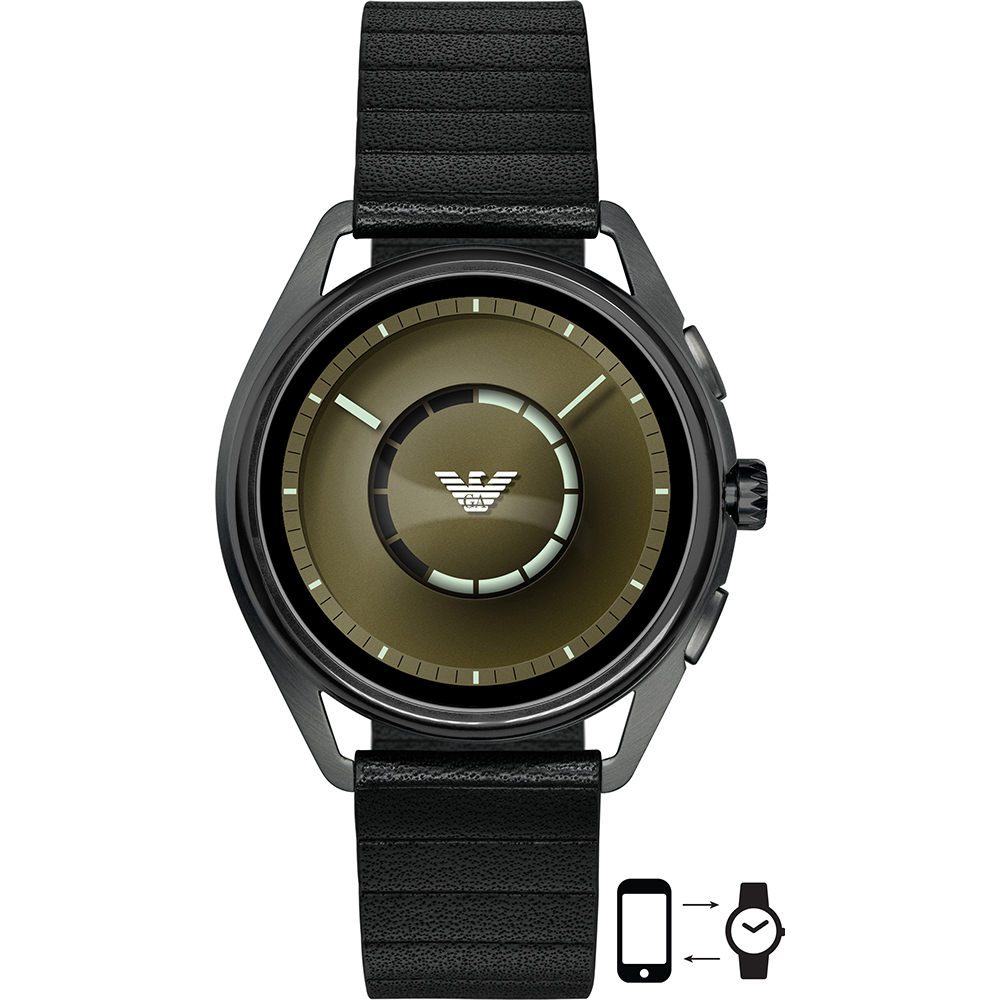 f8422085ab0 Relógio Emporio Armani ART5009 Connected • EAN  4013496046915 ...
