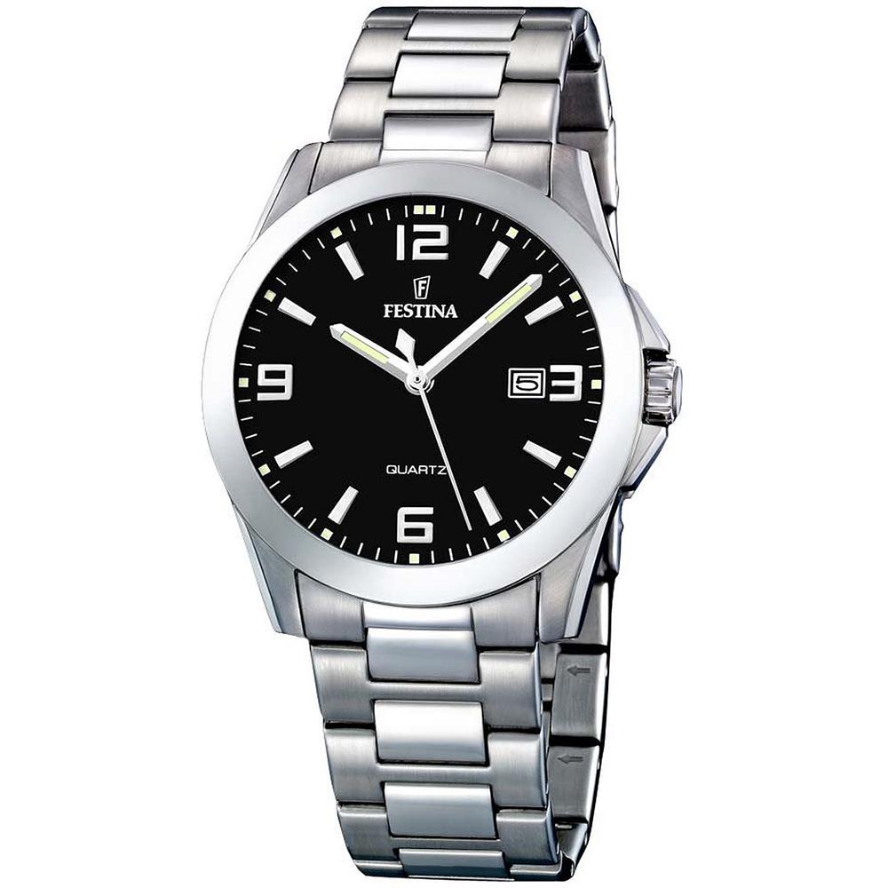 4d0b4a49d60 Relógio Festina Elegância F16376 4 Classic • EAN  8430622475375 ...