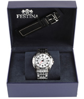 F16495/1 Gift Set 44mm Watch with Extra Leather Strap
