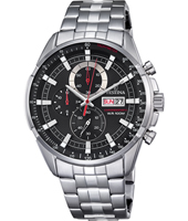 F6844/4 Sport 45mm Gents chronograph with day-date