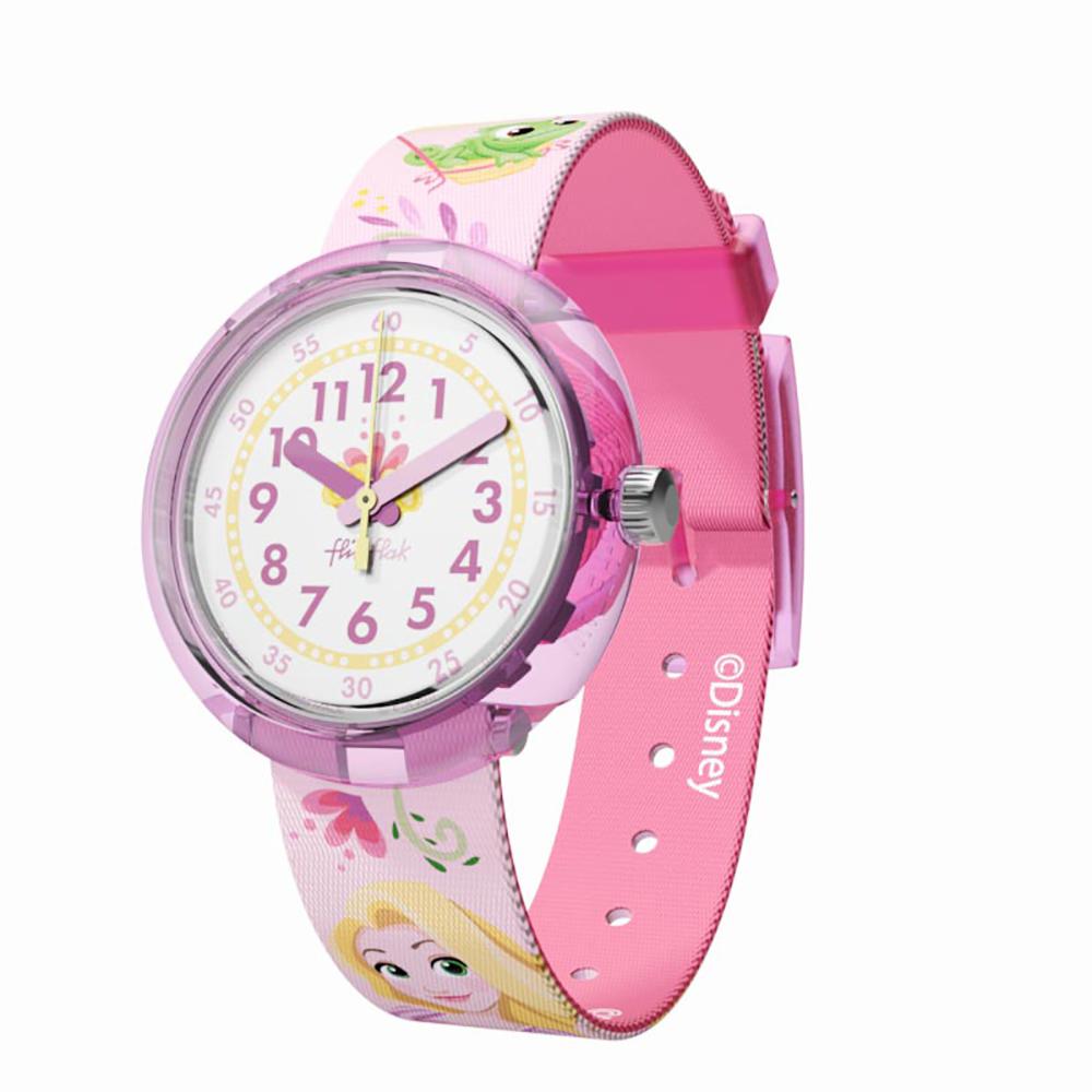 843a3e8602d Relógio Flik Flak FLNP028 Disney Rapunzel • EAN  7610522774537 ...