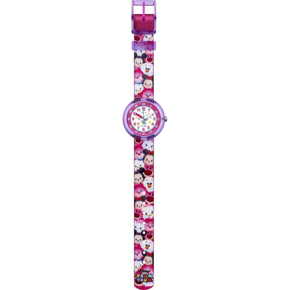 b98e7e74247 Relógio Flik Flak FLNP026 Disney Tsum Tsum • EAN  7610522534339 ...