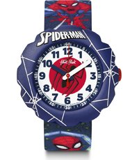 FLSP012 Spider-Man In Action 34mm