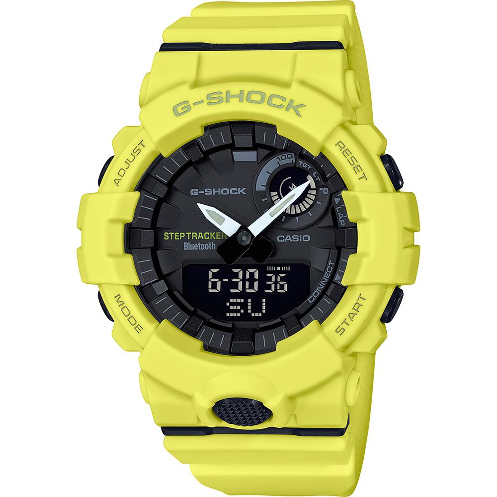 ea8e08ca8ce Relógio G-Shock Classic Style GBA-800-9AER Bluetooth • EAN ...