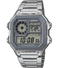 AE-1200WHD-7AVEF World Time 39.5mm