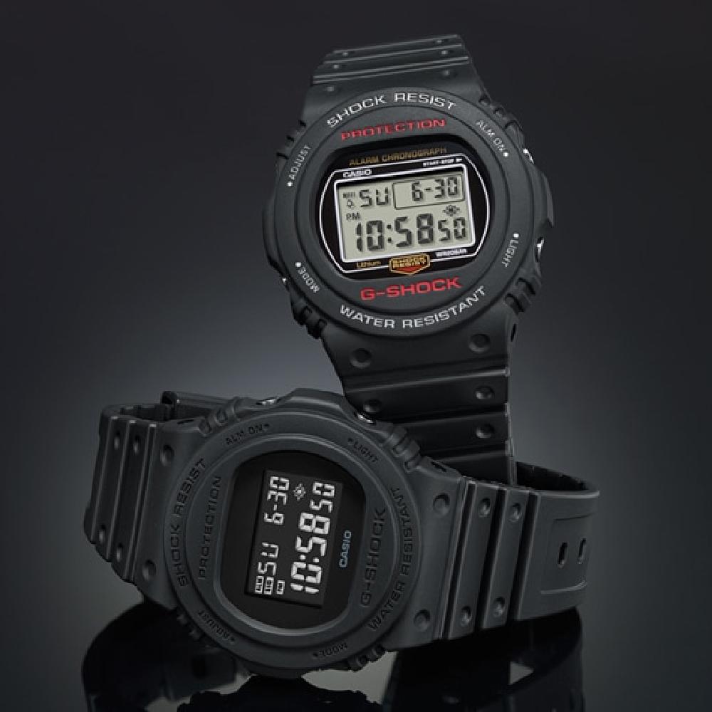 f50fe11bfcf Relógio G-Shock Classic Style DW-5750E-1BER Style Series • EAN ...