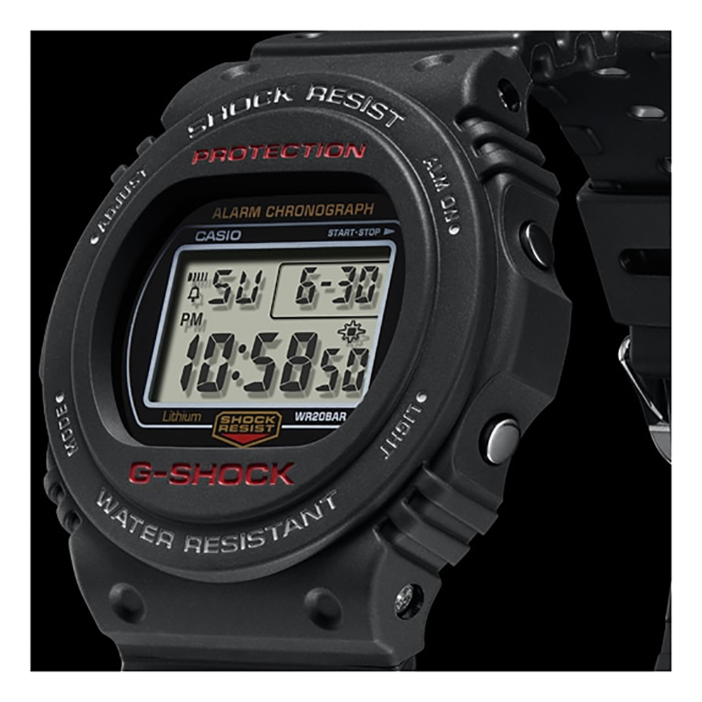 f097d847489 Relógio G-Shock Classic Style DW-5750E-1ER Style Series • EAN ...