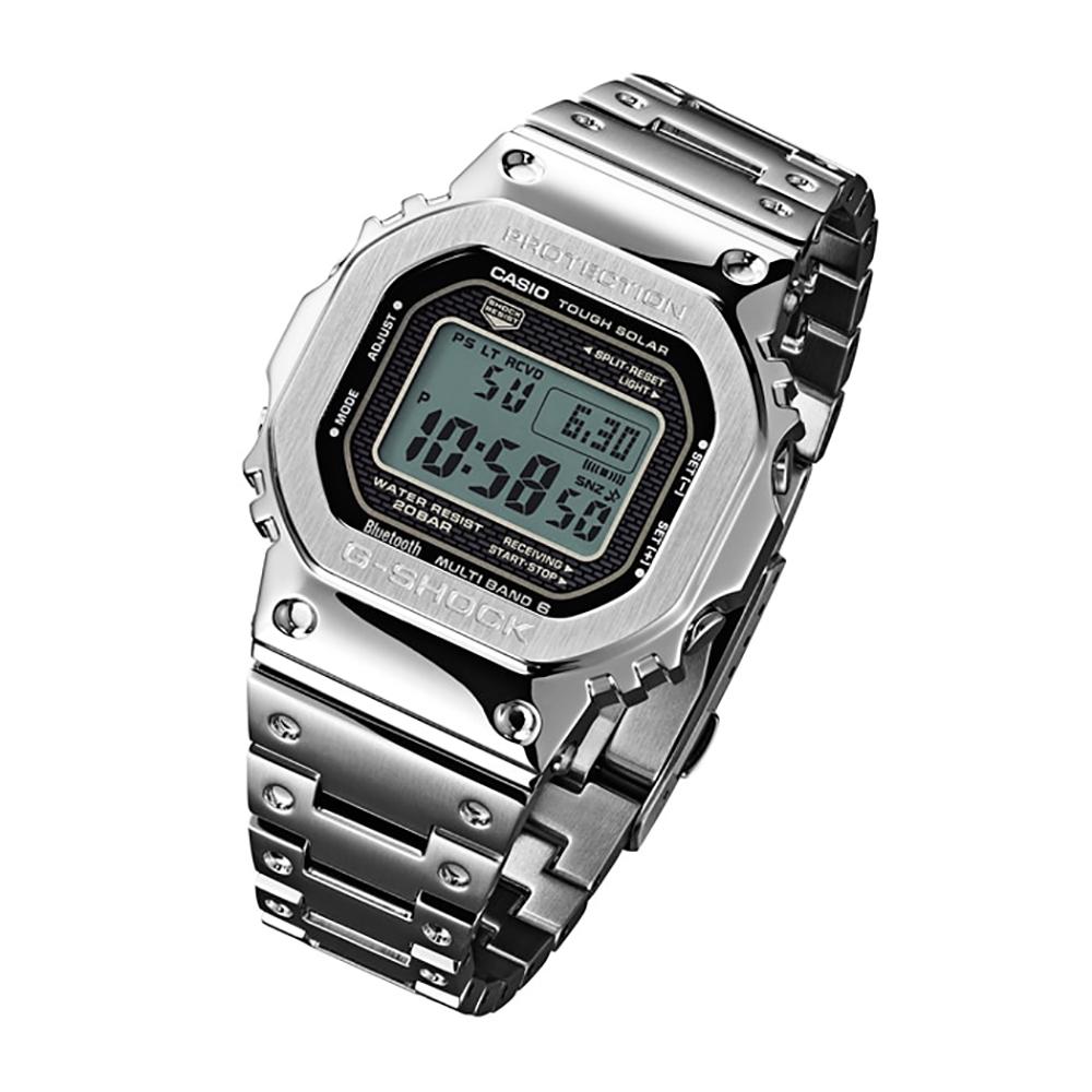 9f749a33c2a All Steel Digital Watch with Smartphone Link Colecção Primavera Verão G- Shock