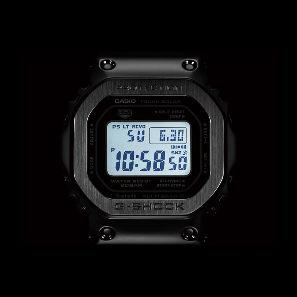677ab996ba3 ... Full Metal 35th Anniversary Bluetooth relógio · G-Shock relógio 2018 · G -Shock relógio prata · relógio prata Quartz Digital