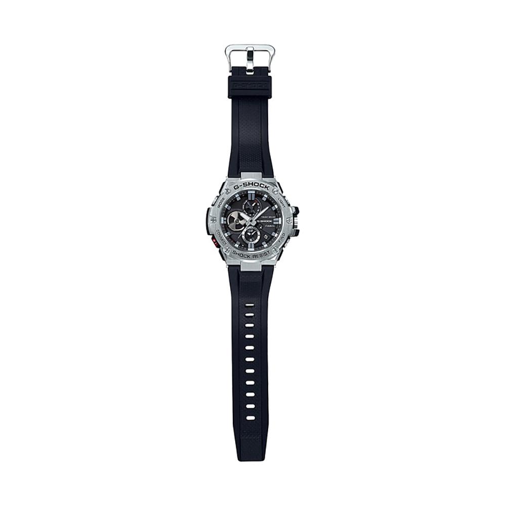298c7d4a4ff5 Black   Silver Gents Smartphone Link Functions Watch Colecção  Outono Inverno G-Shock