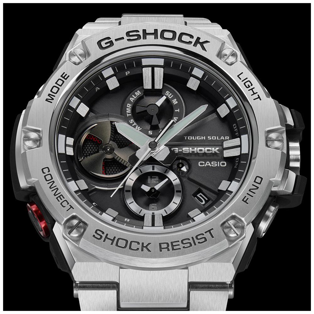 c9b437d260ed Relógio G-Shock G-Steel GST-B100D-1AER G-Steel • EAN  4549526168222 ...