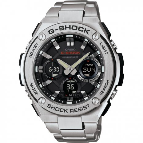G-Shock G-Steel Tough Solar relógio
