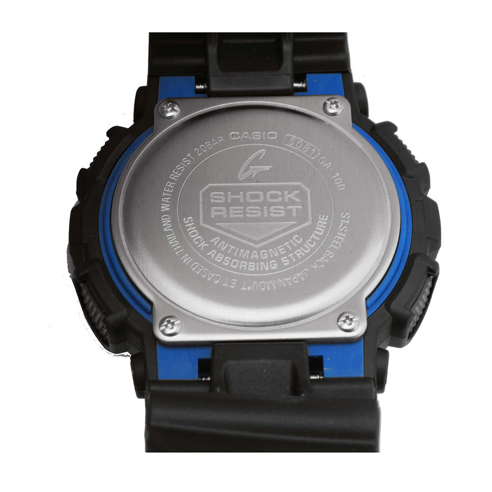 c9cc636dffc Relógio G-Shock Classic Style GA-100-1A2ER GA-100-1A2 • EAN ...