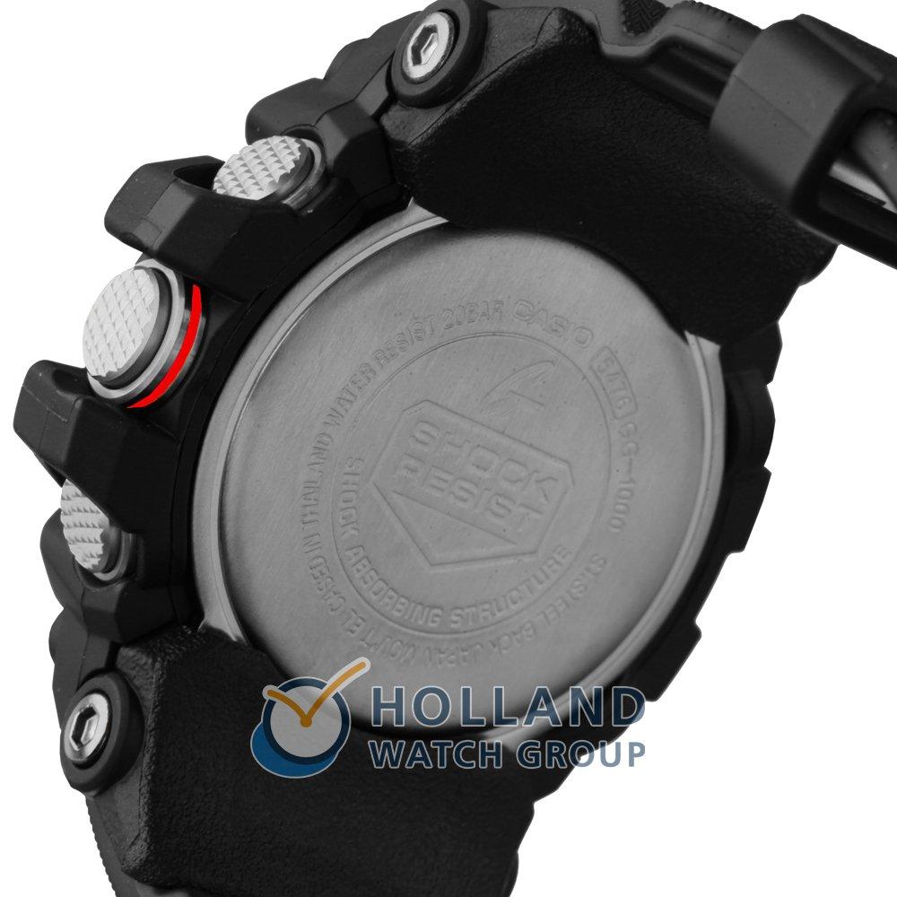 fdc6a96e4ae Relógio G-Shock Master of G GG-1000-1A5ER Mudmaster • EAN ...