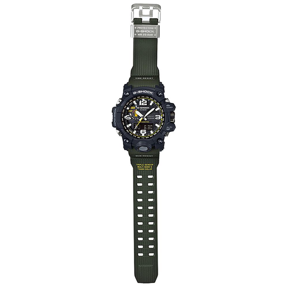 f9ea20b64209 Relógio G-Shock Master of G GWG-1000-1A3ER Mudmaster • EAN ...