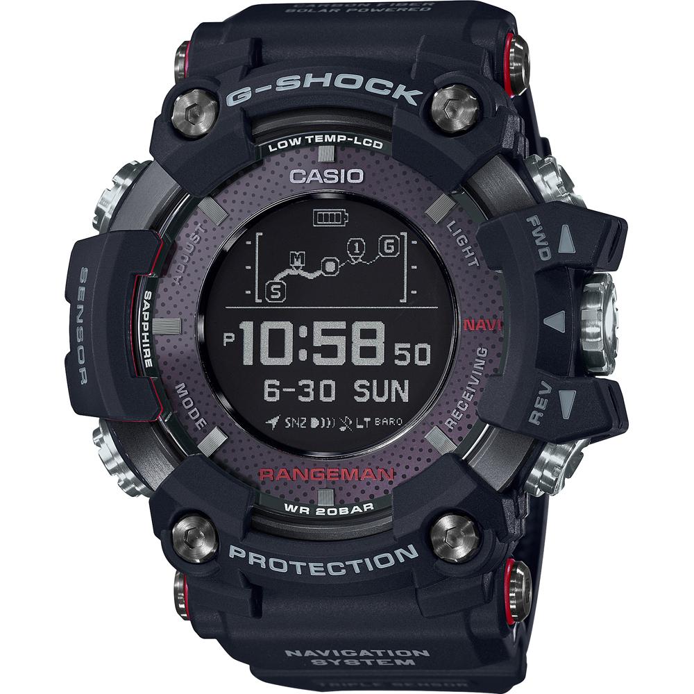 f061fc5bf1b Relógio G-Shock Master of G GPR-B1000-1ER Rangeman • EAN ...