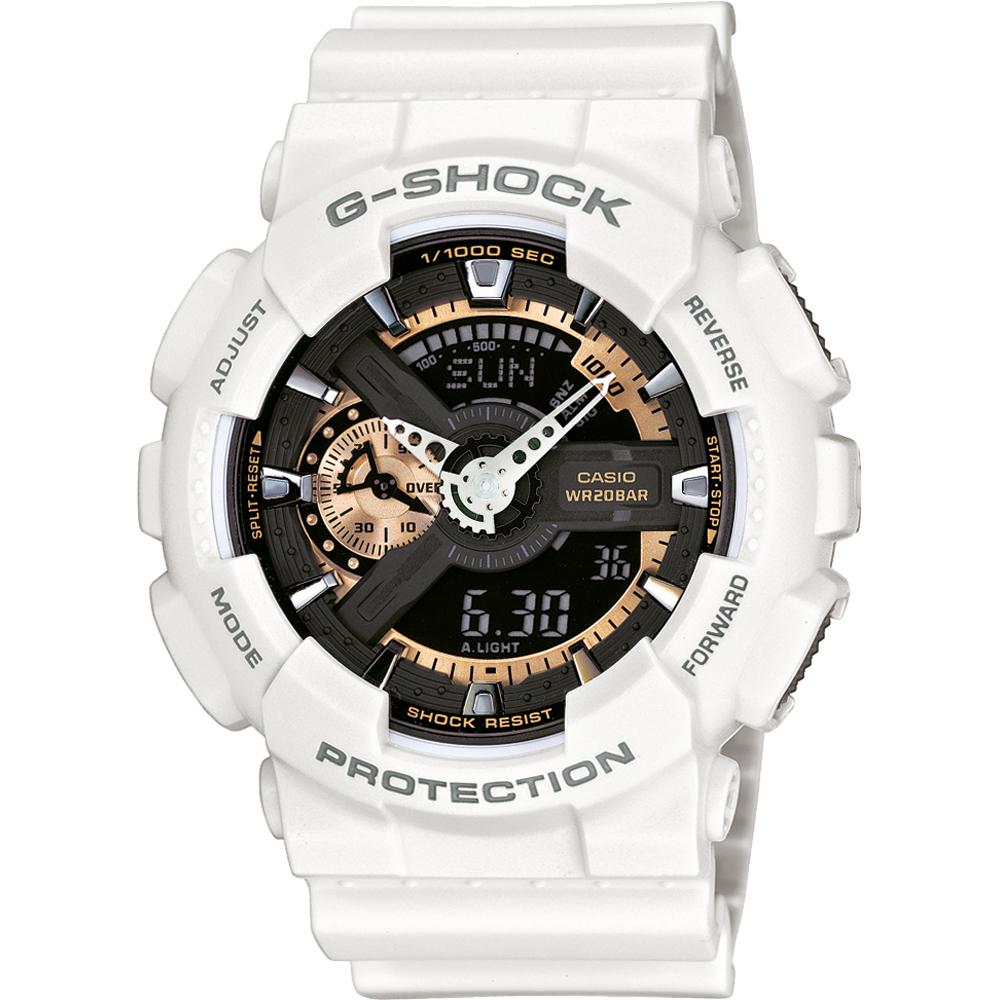 0b057938f68 Relógio G-Shock Classic Style GA-110RG-7AER Rose Gold • EAN ...