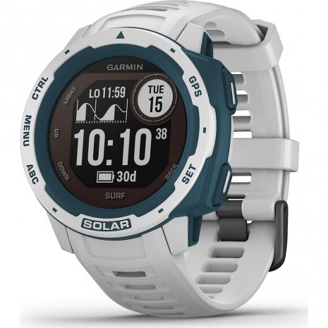 Garmin Instinct Solar Surf Cloudbreak relógio