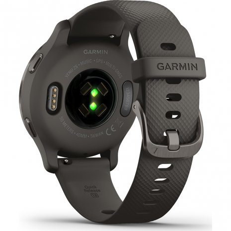 Health smartwatch with AMOLED screen, Heart Rate an GPS Colecção Primavera/Verão Garmin