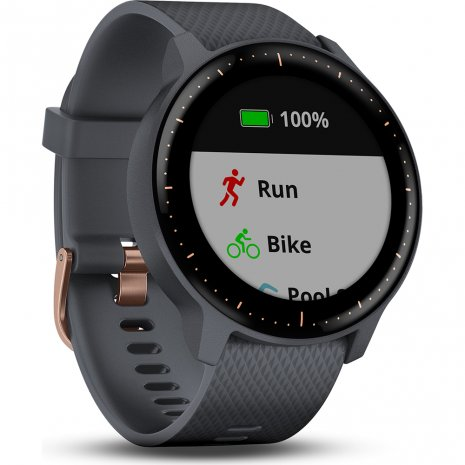 GPS Smartwatch with heartrate monitor Colecção Primavera/Verão Garmin