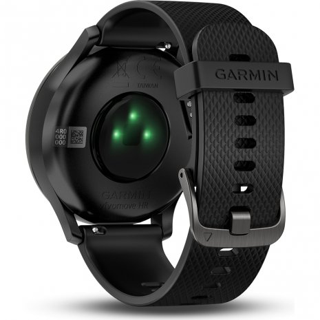 Hybrid smartwatch with hidden touchscreen Colecção Primavera/Verão Garmin
