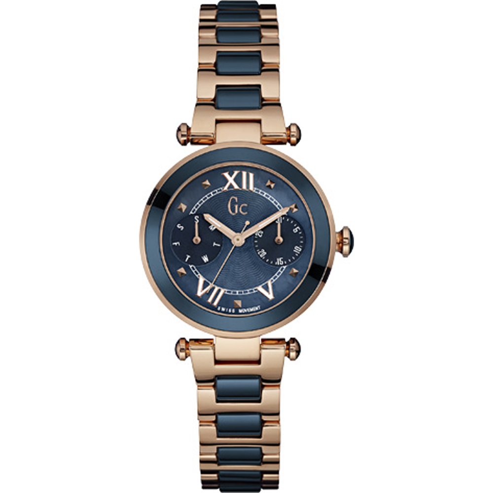 cf44430a499 Relógio GC Movimento Suíço Y06009L7 Lady Chic • EAN  0091661454004 ...